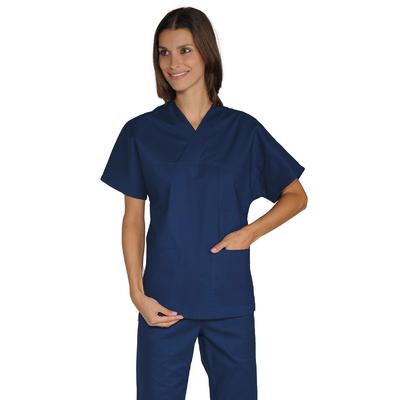Blouse medicale bleu marine Mixte - 045402.jpg