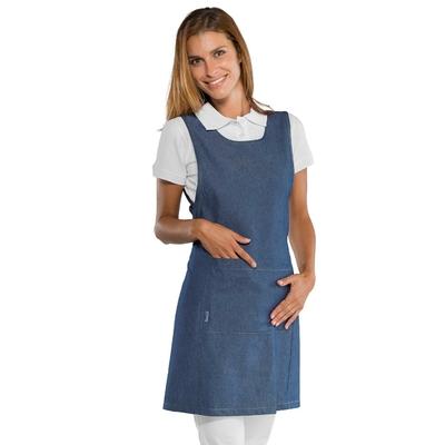 Tablier de travail en Jeans pour Femme - 013577.jpg