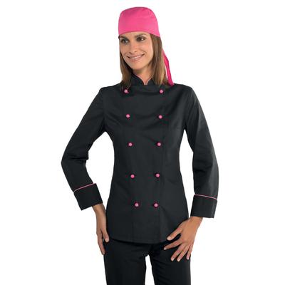 Veste cuisine Femme tissu ultra leger - 057586.jpg