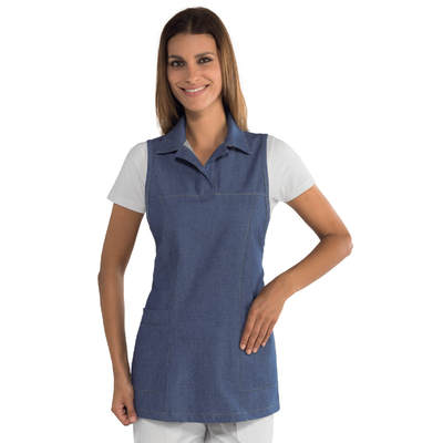 Tenue de travail en Jeans 100 % Coton - 013377.jpg