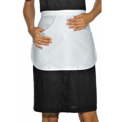 Tablier Femme de Chambre Manila Blanc - 084200.jpg