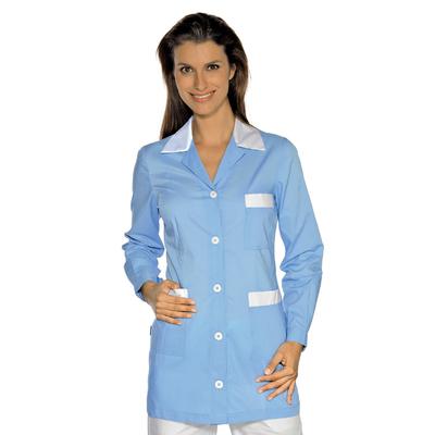 Tunique Medicale Marbella Bleu Blanc - 031510.jpg
