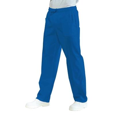 Pantalon medical Mixte a Taille elastique Bleu Hospital - 044400.jpg