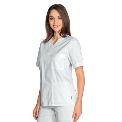 Casaque Medicale Kobe Unisexe Blanc - 045800.jpg