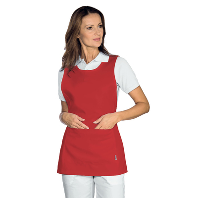 Chasuble Medicale Papeete Rouge - 013207.jpg