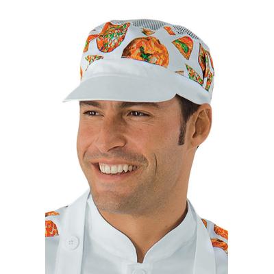 Casquette Charly Avec Filet Blanc pizza - 077024.jpg