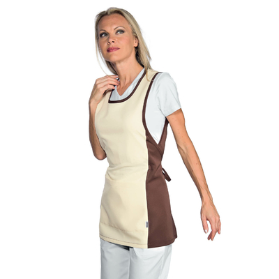 Chasuble Medicale Papeete Cr�me Cacao - 013017.jpg