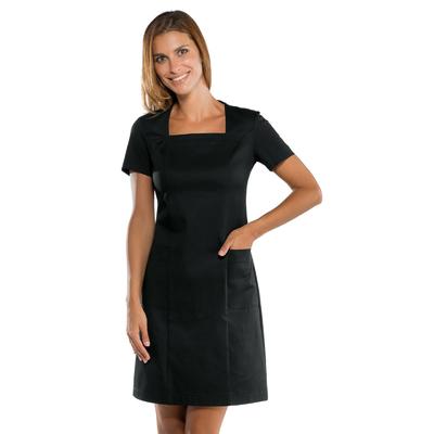 Robe noire de service Uniforme Femme - 007201.jpg