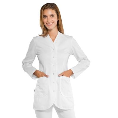 Tunique professionnelle d?esthétique blanche - 005100.jpg