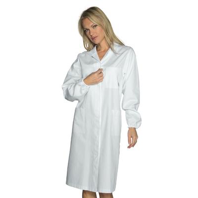 Blouse Laboratoire Femme Prévention des Risques Blanc - 009110.jpg
