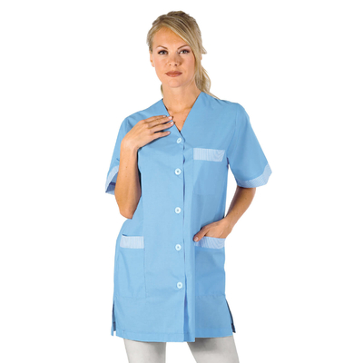 Blouse de Travail Dacca Bleu - 006400.jpg