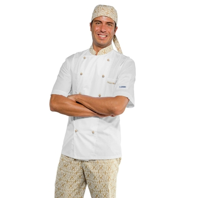 Veste de cuisine Bi-couleur spécial été - 059295M.jpg