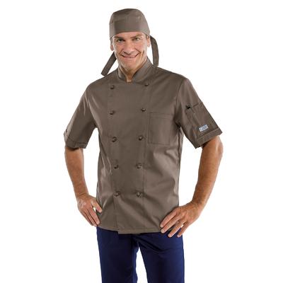 Veste de pâtissier à manches courtes - 058036M.jpg