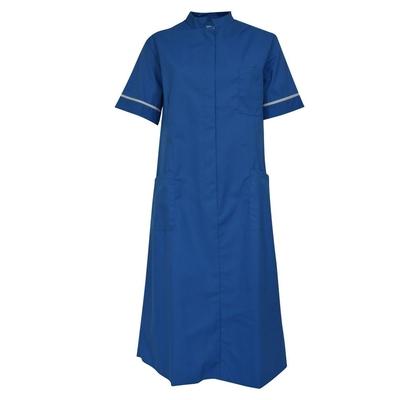 Blouse médicale bleue