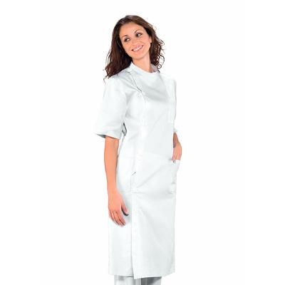 Blouse blanche Femme 100% coton - 043004M.jpg