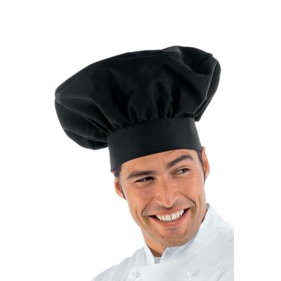 Chapeau chef cuisinier noir cuisine - Image toque cuisinier ...