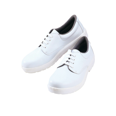 Chaussures à Lacets Blanches