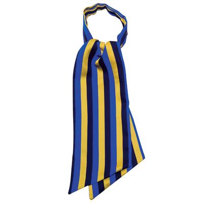 Foulard Ascot Reg  Bleu
