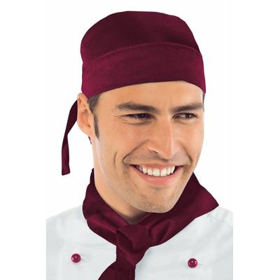 Toque Bandana Cuisine Bordeaux