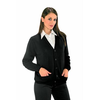 Gilet Cardigan Unisexe Noir