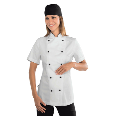 Veste cuisine Lady Grandchef 100% coton