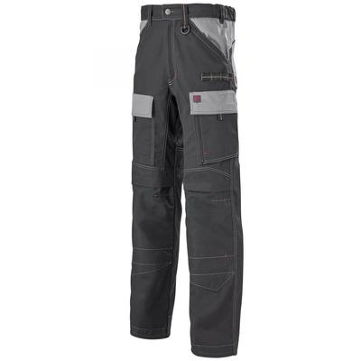 Pantalon de travail Work attitude ruler noir et gris A. Lafont / 1ATTUP2988