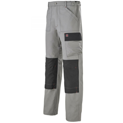Pantalon de travail pas cher gris noir / 1ATLUP2279