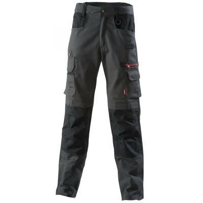 Pantalon de travail gris et noir A. Lafont / 1ATNCP657