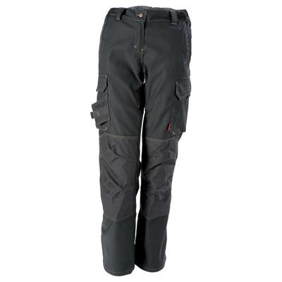 Pantalon de travail femme gris A. Lafont / 1STFCP67