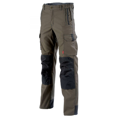 Pantalon de travail marron confort plus A. Lafont / 1STHCP873