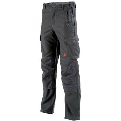 Pantalon de travail multipoches gris Lafont / 1STHCP67