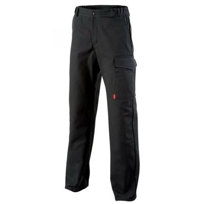 Pantalon de travail gris charbon azurite / 1MIECP67