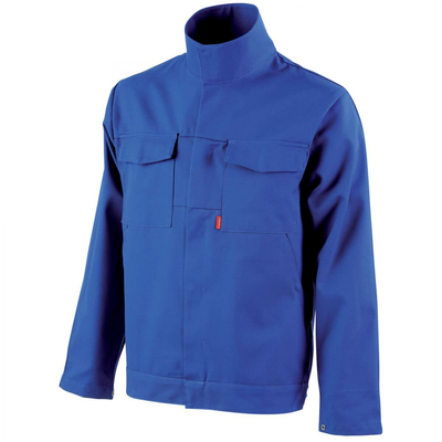 Blouson bleu de travail A.Lafont / 3MIECP2