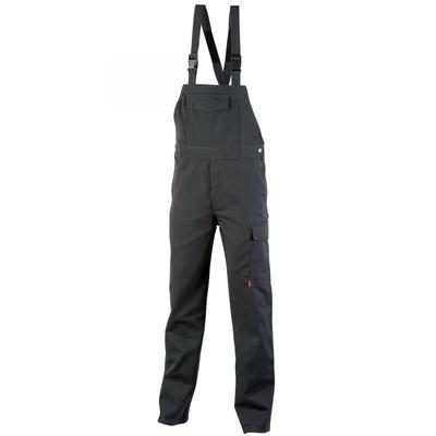 Cotte de travail à bretelles couleur grise Lafont / 6MIECP67