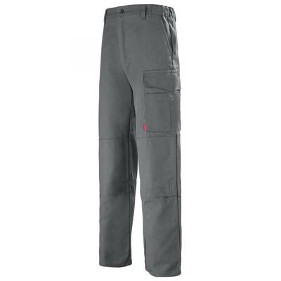 Pantalon de travail Multipoches acier basalte / 1MIMCP6