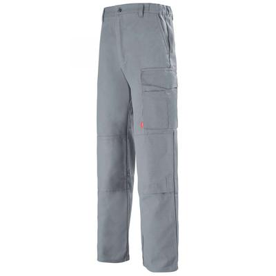 Pantalon de travail Homme gris acier / 1MIMPC6