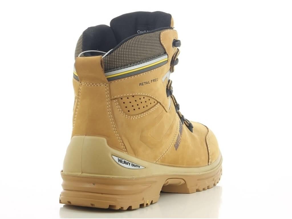 la meilleure attitude 8dde8 7835e Chaussures de Sécurité en cuir plein fleur Ultima S3 SRC HRO ESD Safety  Jogger