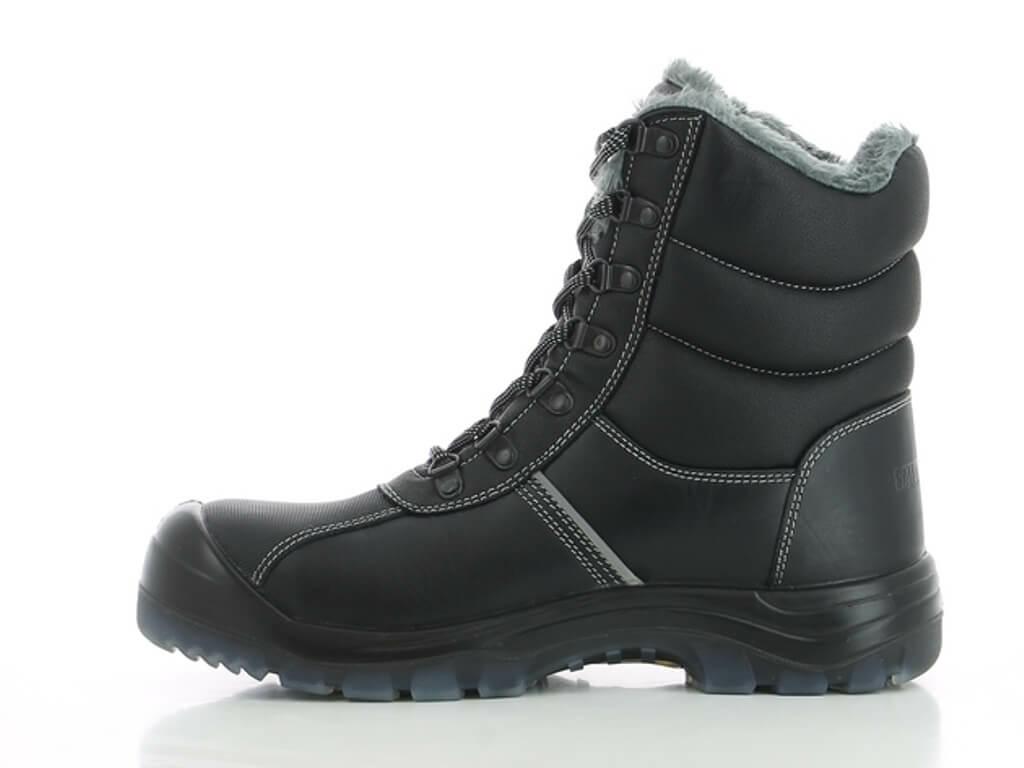 ade47444de46 ... Nordic S3 SRC CI Safety Jogger  Cliquez sur l image pour zoomer  +  ·  chaussure de sécurité cuir noir doublure fourrée S3