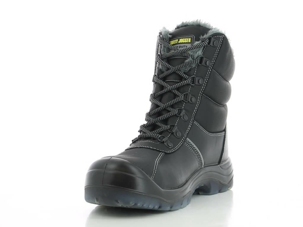 61cc44e0d5fe Chaussure de sécurité montante fourrée Safety Jogger Nordic S3 SRC CI