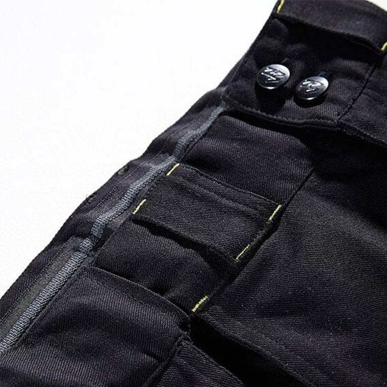 Pantalon Ways En Noir Stretch Coton North Travail De Howard qFUwrqCx