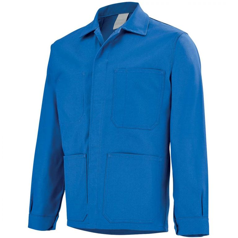 veste bleu de travail bugatti pas chere a lafont bleu. Black Bedroom Furniture Sets. Home Design Ideas