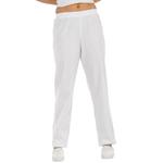 Pantalon blanc taille élastique