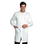 Blouse Laboratoire Homme Anti-Acides Cm 100 Blanc