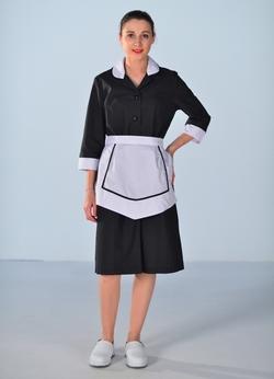 dress code et tenue de femme de chambre et valet de chambre l 39 h tellerie. Black Bedroom Furniture Sets. Home Design Ideas