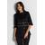 blouse estheticienne noire