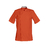 Achetez veste cuisinier manches courtes orange