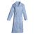 voir blouse médicale femme manches longues pas cher bleu