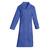 acheter blouse médicale bleu roi pour femme manches longues