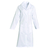 blouse blanche 100% coton confortable manches longues
