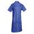 acheter blouse médicale manches courtes bleu roi pour femme